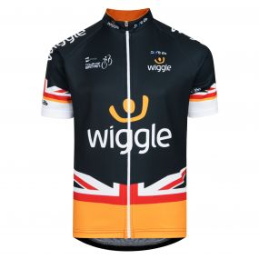 KIDS 2017 TOUR OF BRITAIN WIGGLE POINTS JERSEY