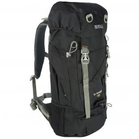Survivor III 45 Litre Backpack Rucksack Black