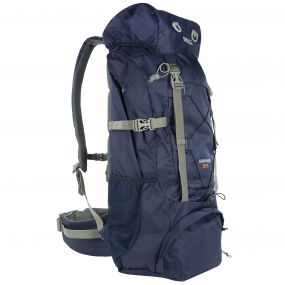 Survivor III 85 Litre Backpack Rucksack Navy
