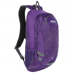Brize 20 Litre Backpack Rucksack Juniper Purple