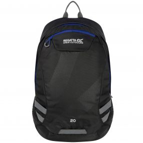 Brize 20 Litre Backpack Rucksack Black