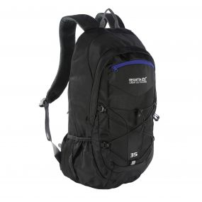 Atholl II 35 Litre Backpack Rucksack Black
