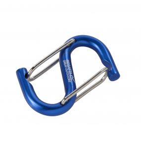 S Karabiner Oxford Blue
