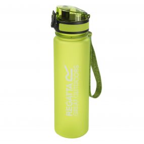 0.6 Litre Tritan Flip Lid Bottle Green