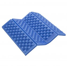 Foam Sit Mat Oxford Blue Seal Grey
