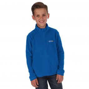 King Lightweight Fleece Oxford Blue