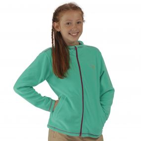 King Fleece II Pale Jade