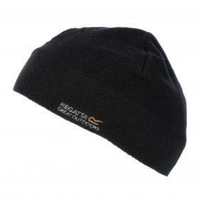 Kids Taz II Basic Beanie Hat Black