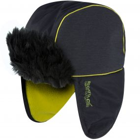 Kids Wreckage Reflective Tapper Hat Iron