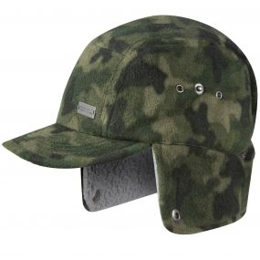 Kids Destroyer Trapper Hat Khaki Camo