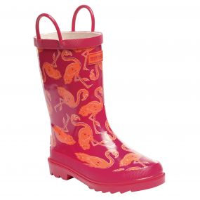 Kids Minnor Wellington Boots Duchess Satsuma