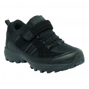 Kids Trailspace II Low Walking Shoes Black