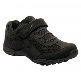 Kids Stonegate Low Walking Shoes Black