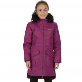 Kids Hollybank Waterproof Parka Jacket Winberry