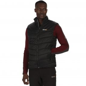 Men's Icebound II Mid Weight Insulated Gilet Black