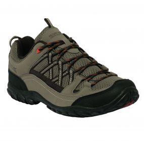 Men's Edgepoint II Low Walking Shoes Sand Peat