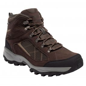 Men's Clydebank Hiking Boots Chestnut Antique Gold