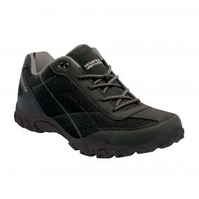 Men's Stonegate Low Walking Shoes Black