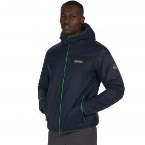 Tuscan Waterproof Insulated Jacket Navy