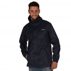 Men's Pack It Jacket II Waterproof Packaway Navy