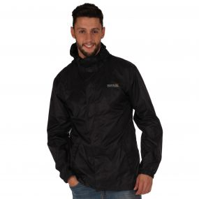 Men's Pack It Jacket II Waterproof Packaway Black