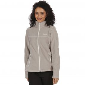 Nova V Full Zip Heavyweight Fleece Sand