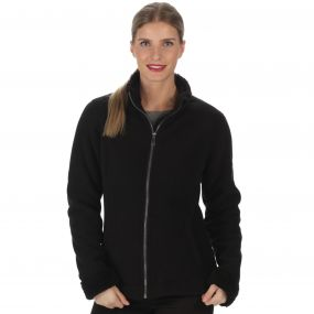 Blesila Heavyweight Fleece Black