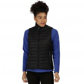 Women's Icebound II Mid Weight Insulated Gilet Black