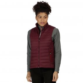 Women's Icebound II Mid Weight Insulated Gilet Fig