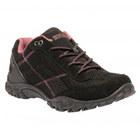 Women's Stonegate Walking Shoes Black Rose Blush