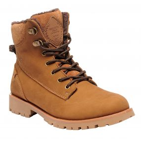 Women's Bayley Casual Boots Saddle Peat