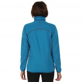 Abney II Softshell Jacket Methyl Blue