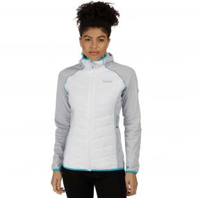 Women's Andreson II Hybrid Insulated Jacket Light Steel White