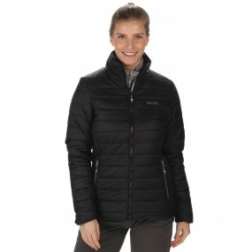 Women's Icebound II Mid Weight Insulated Jacket Black
