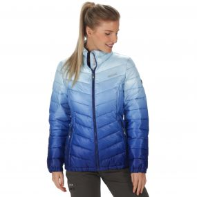 Women's Azuma Atomlight Heavyweight Insulated Jacket Twilight Blue