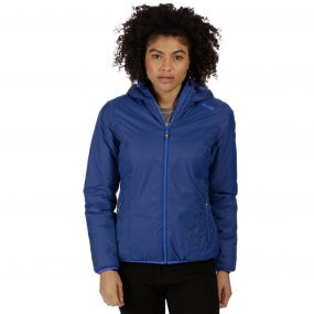 Women's Tuscan Breathable Waterproof Insulated Jacket Twilight Blue
