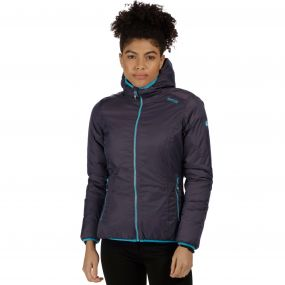 Women's Tuscan Waterproof Insulated Jacket Iron