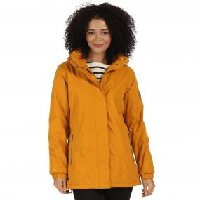 Myrtle II Waterproof Insulated Jacket Gold Cumin
