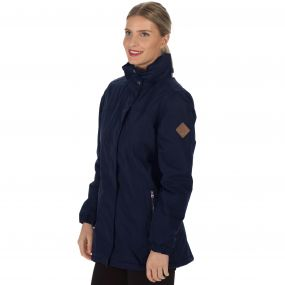Myrtle II Waterproof Insulated Jacket Navy