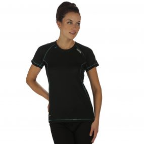 Women's Volito II T-Shirt Black