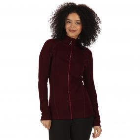 Women's Tunkin Full Zip Base Layer Top Fig