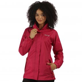Joelle IV Lightweight Breathable Waterproof Jacket Vivacious