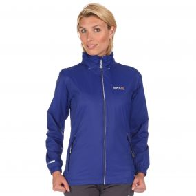 Corinne III Lightweight Waterproof Jacket Clematis