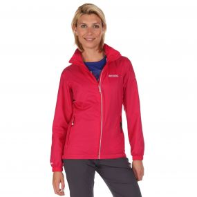 Corinne III Lightweight Waterproof Jacket Virtual Pink
