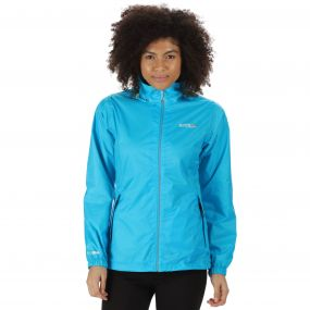 Corinne III Lightweight Waterproof Jacket Atoll Blue