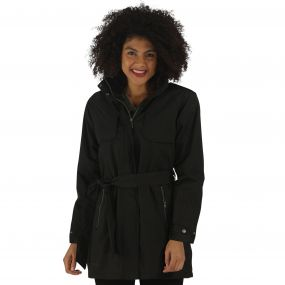 Gracyn Jacket Black