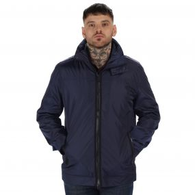 Originals Deansgate Waterproof 3-in-1 Jacket Navy Blue