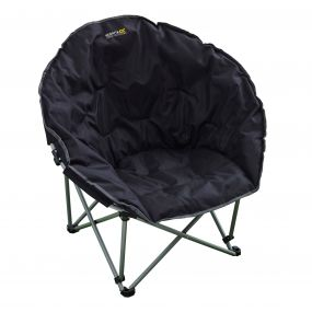 Castillo Padded Chair Black