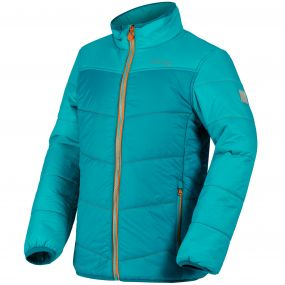 Kids Icebound III Insulated Jacket Enamel Aqua