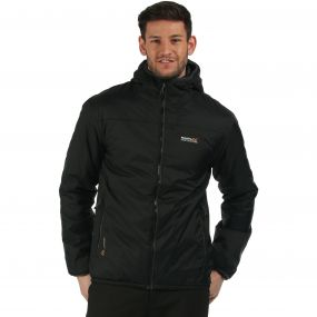 Tuscan Breathable Waterproof Insulated Jacket Black